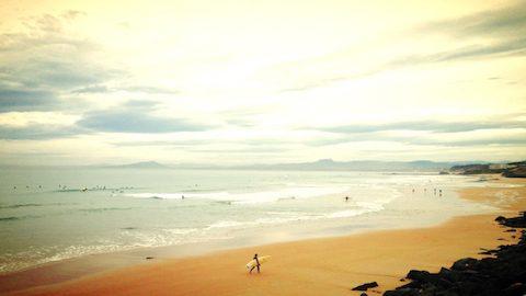 La vague parfaite